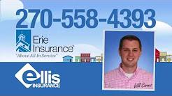 Ellis Insurance Agency - Paducah, KY - ERIE Auto Commercial