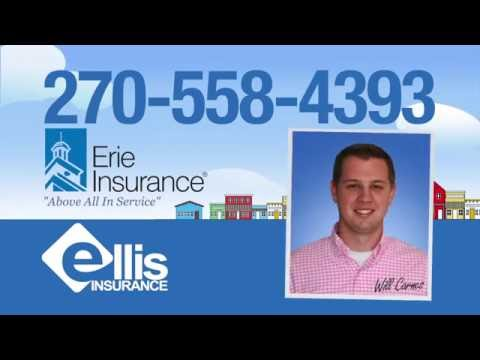 Ellis Insurance Agency - Paducah, KY - ERIE Auto Commercial