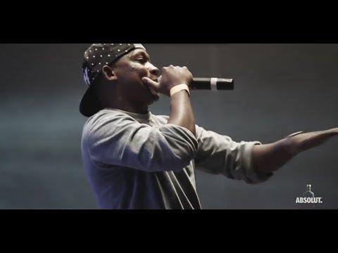MTV Africa Music Awards | Khuli Chana is Absolut | #BeAbsolut