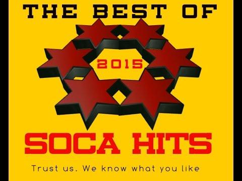 2015 Soca Mix - Carnival Mega Mix