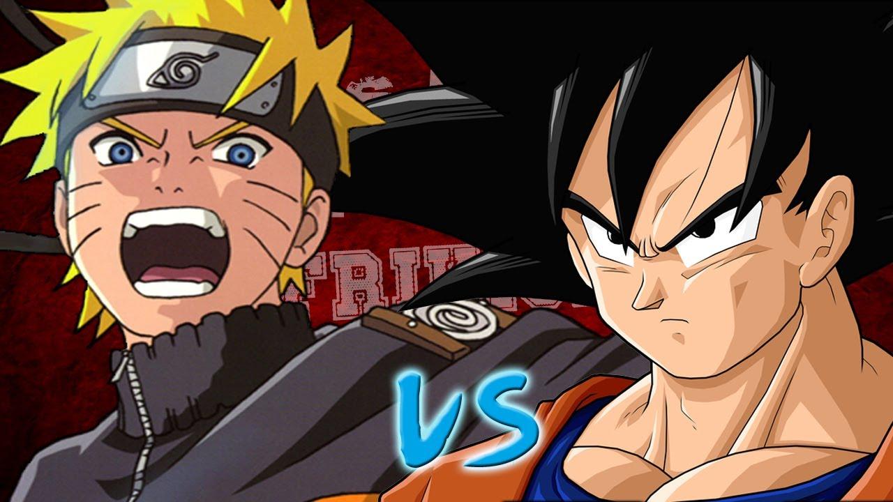 Goku vs Naruto picas Batallas de Rap del Frikismo  Keyblade ft
