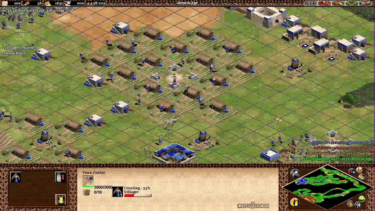 Rome Returns for Age of Empires II: The Conquerors