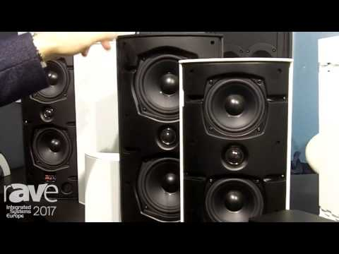ISE 2017: Cornered Audio Details CI Series Corner Speakers