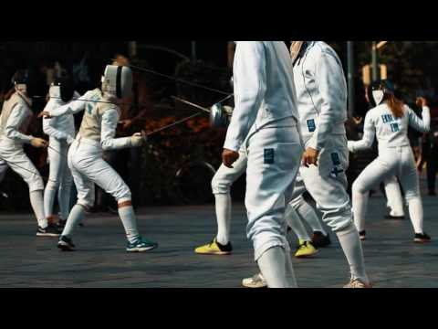 #fencingmob Helsinki 2016