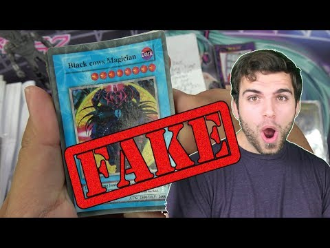 FAKE YuGiOh Mystery Tin Opening! OH BABY!! #MMM