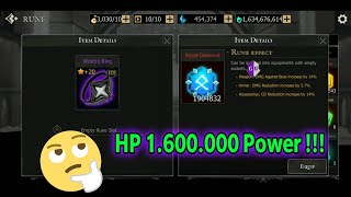 How to awake accesoris with 1,6 million power (Shadow Of Death Hack) screenshot 4