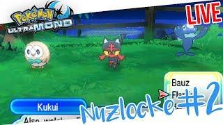 Guten Morgen! Rein in die Action! #2 #Flegmonsalat ❤   Pokemon UltraMond UltraSonne Nuzlocke LIVE