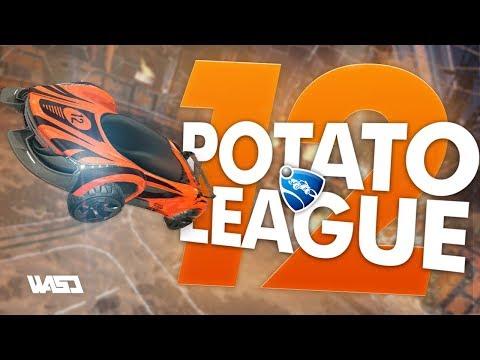 POTATO LEAGUE #12 | Rocket League Funny Moments & Fails thumbnail