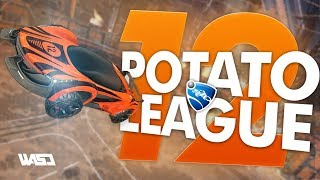 POTATO LEAGUE #12 | Rocket League Funny Moments & Fails