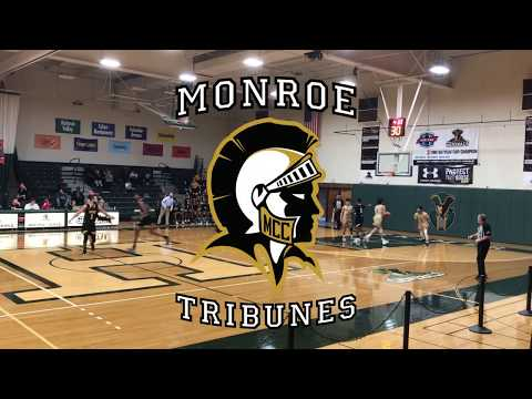 Berto Molina - Monroe Community College - Highlight Mix (2019-20)