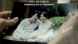 Jokwon (2AM) & Fei (miss A) - One Summer Night FMV (Temptation OST)[ENGSUB + Romanization + Hangul]