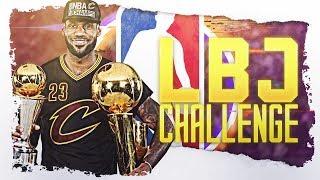 8 Straight NBA Finals...The Lebron James Challenge!