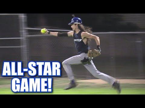UNBELIEVABLE ALL-STAR GAME!   On-Season Softball League
