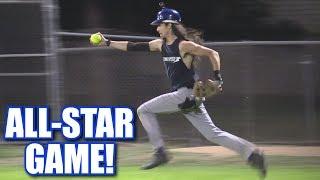 UNBELIEVABLE ALL-STAR GAME! | On-Season Softball League
