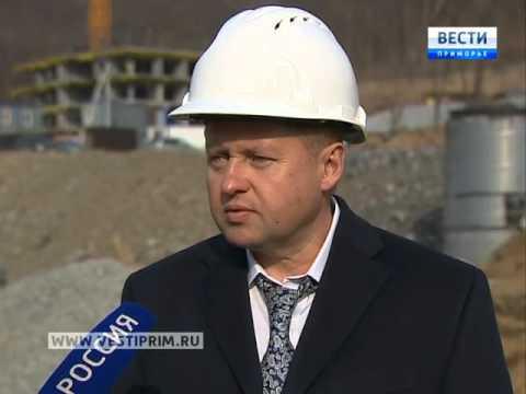 В Снеговой Пади началось строительство жилого комплекса Д