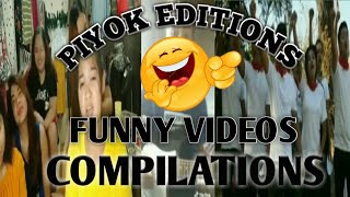 FUNNY VIDEOS COMPILATIONS(PIYOK EDITIONS PHILIPPINES)