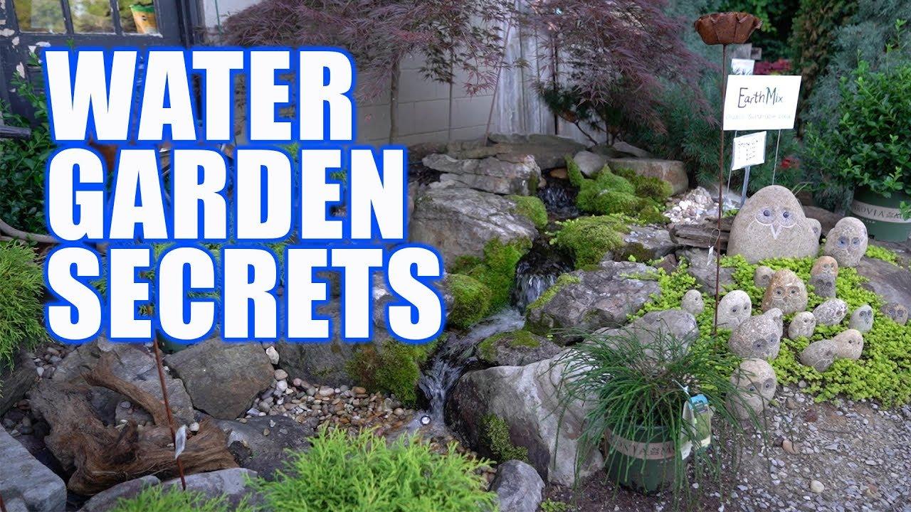 Jvi Secret Gardens Nashville Garden Center Water Feature