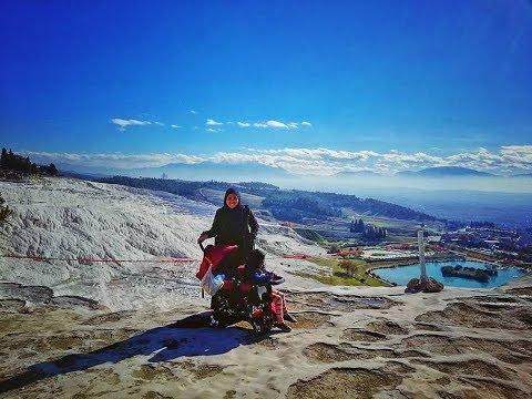 Travelogue - Turkey 2017   Pamukkale   ThiEYE