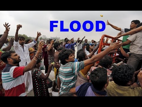 A short film on FOOD distribution to the FLOOD VICTIMS at KALIABOR , ASSAM