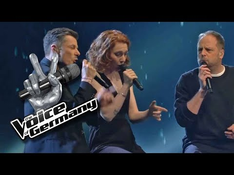 Freundeskreis - A-N-N-A | Michi Beck, Smudo und Anna Heimrath | The Voice of Germany | Finale
