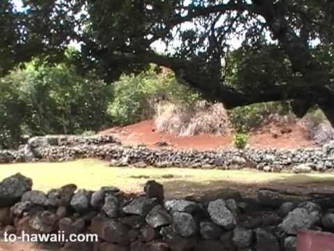 Holoholoku Heiau, Kauai