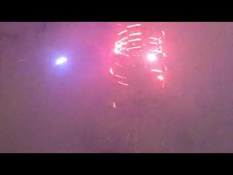 Roda de fogo de artifício - 3