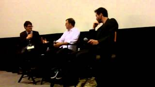 Side By Side Panel: Keanu Reeves Chris Kenneally 8/18/12 Part 4