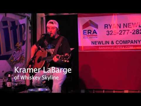 Kramer LaBarge of Whiskey Skyline at Thursday Night LIVE!