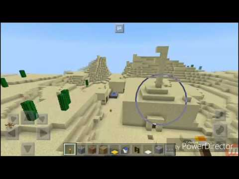 Arab desert mosque (minecraft)