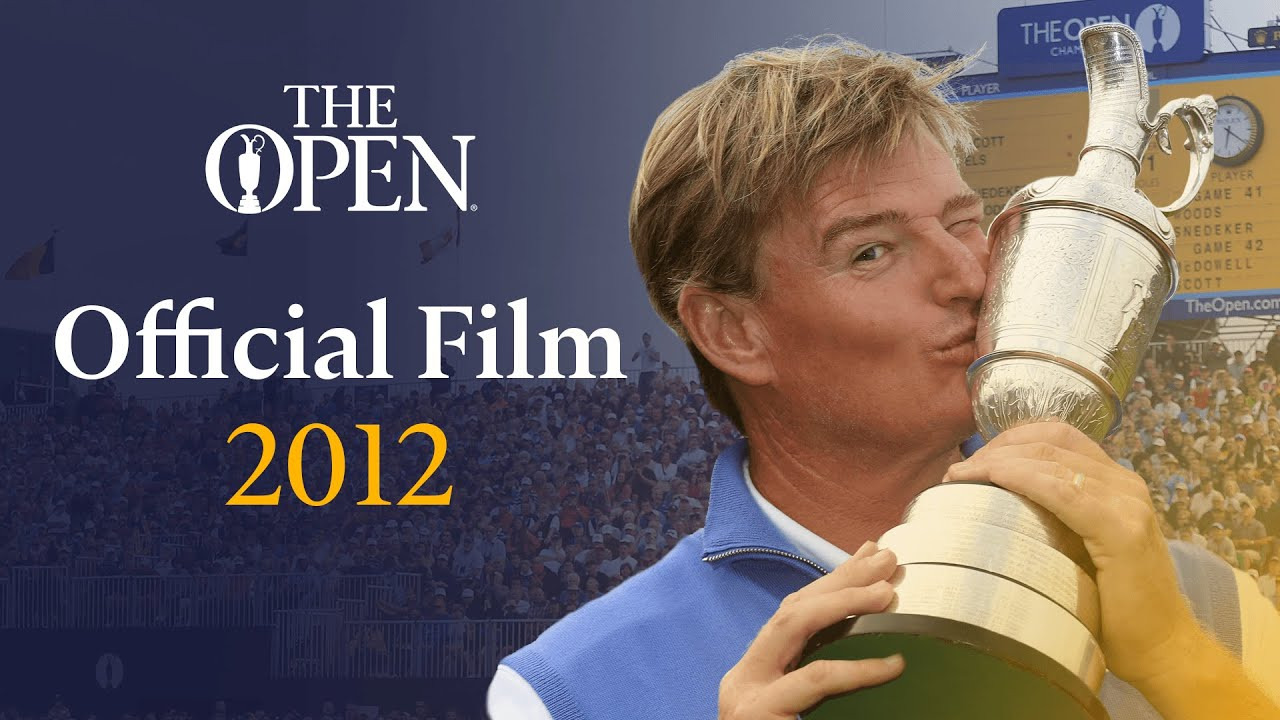 Ernie Els wins at Royal Lytham & St Annes | The Open Official Film 2012