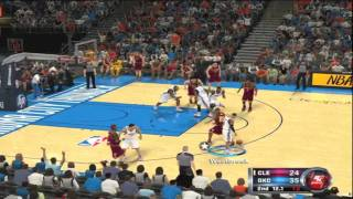 NBA 2K12 :: Russell Westbrook Montage/Mix :: Crazy Dunks!!!