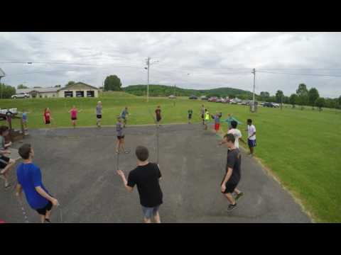 Cannon County High School Cross Country Spring Conditioning