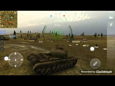 ARMORED ACES - T30 gameplay!