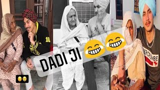 HARMAN KHOSA NEW FUNNY VIDEO | ROCKING DADI FUNNY VIDEO