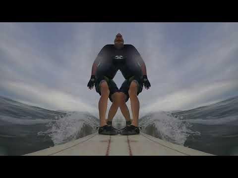 Surfing Alter Ego Davo