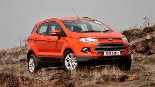 Ford Ecosport At Rs 5.59 lakh