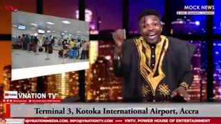 See Ghana New Airport By Mock News