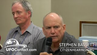 Steven Bassett: November 1st Social Media Blitz for ET & UFO Disclosure