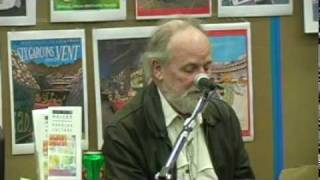 Artist Gilbert Shelton Speaks at Flatstock