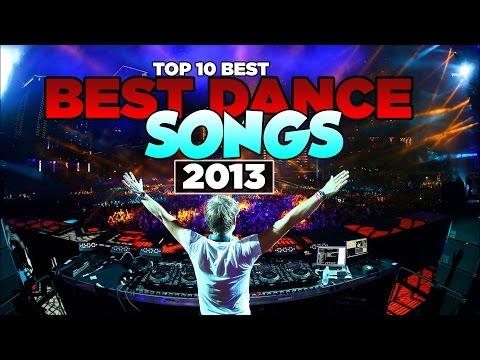 Top 10 Best Dance/EDM Songs Of 2013