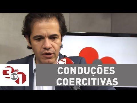 Gilmar Mendes Veta Conduções Coercitivas