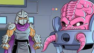 TMNT: Mutant Madness - Tutorial Gameplay Walkthrough Part 1