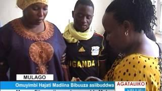 Omuyimbi Hajati Madiina Bibuuza asiibuddwa
