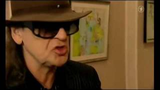 Beckmann bei Udo Lindenberg im Hotel Atlantic