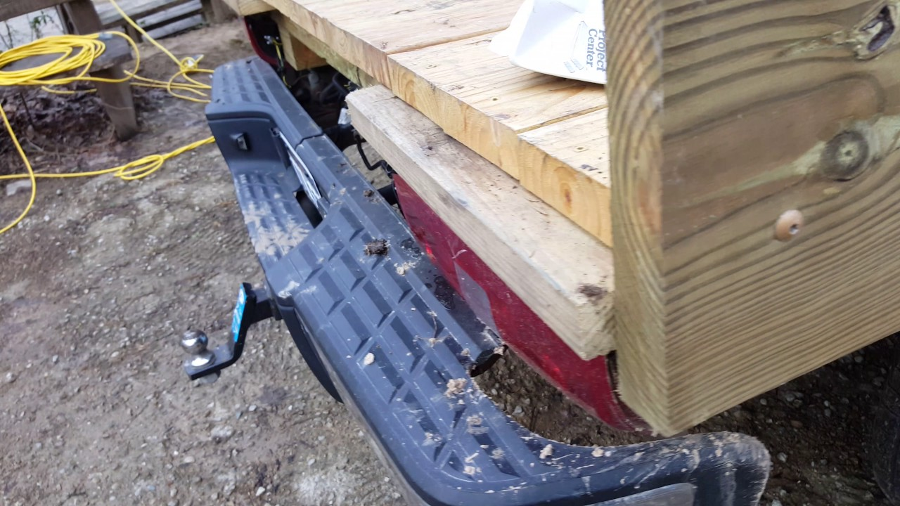 Wood Flatbed Update With Step By Step Instructions Youtube