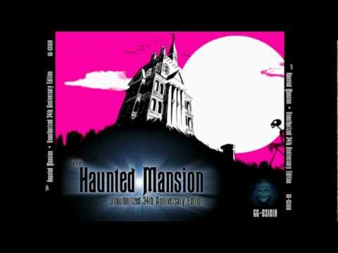 Haunted Mansion - Collectible Music Box