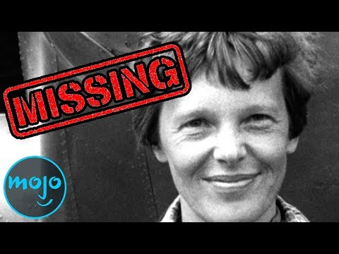 Top 10 Famous People Who Disappeared
