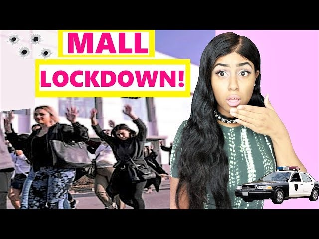 MALL LOCKDOWN (GONE WRONG) | MY STORY