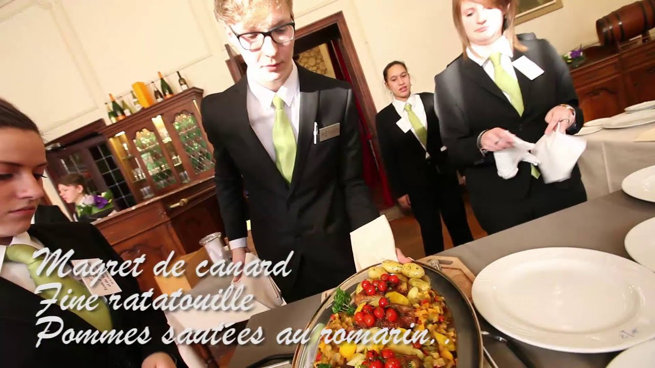 ecole d'hotellerie et de tourisme liège - youtube - Cours De Cuisine Laval 53