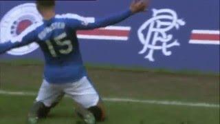 GOAL | Harry Forrester | Rangers 1-0 St Mirren